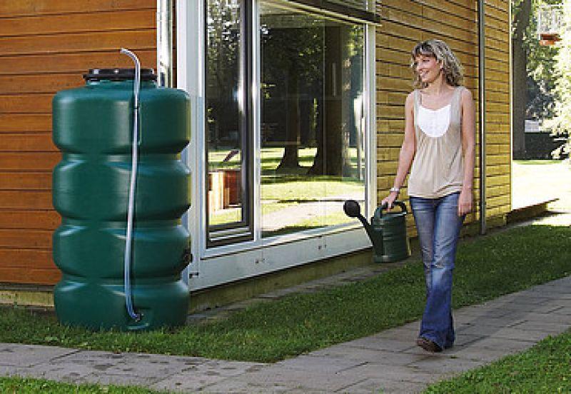 Großartig Garten-Tank Regenwasserbehälter regenwasser wassertank - Claus  UQ48